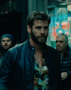 Killerman Liam Hemsworth Jacket