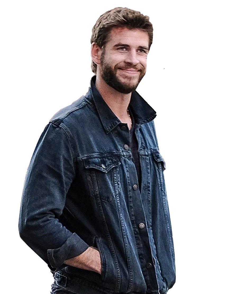 Killerman Liam Hemsworth cotton Jacket