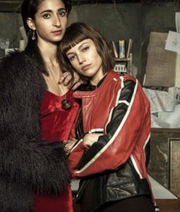 Money Heist Tokio Leather Jacket