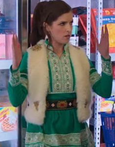 Nicole Claus fur Vest