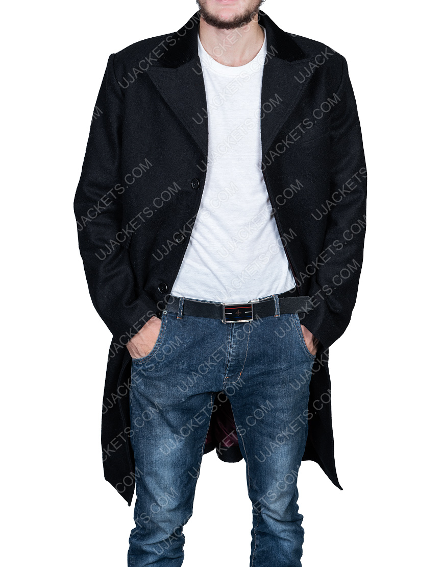 Peaky Blinders Cillian Black Coat
