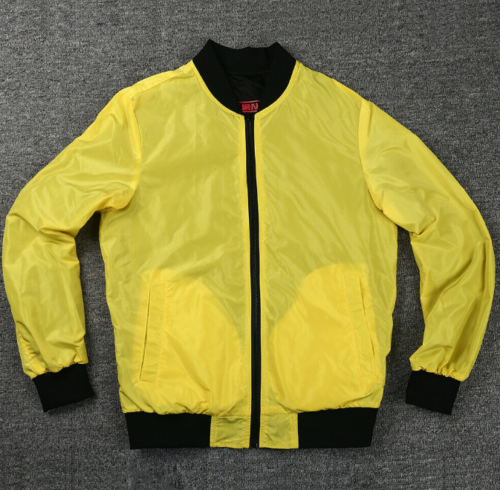 Samurai V Yellow Jacket