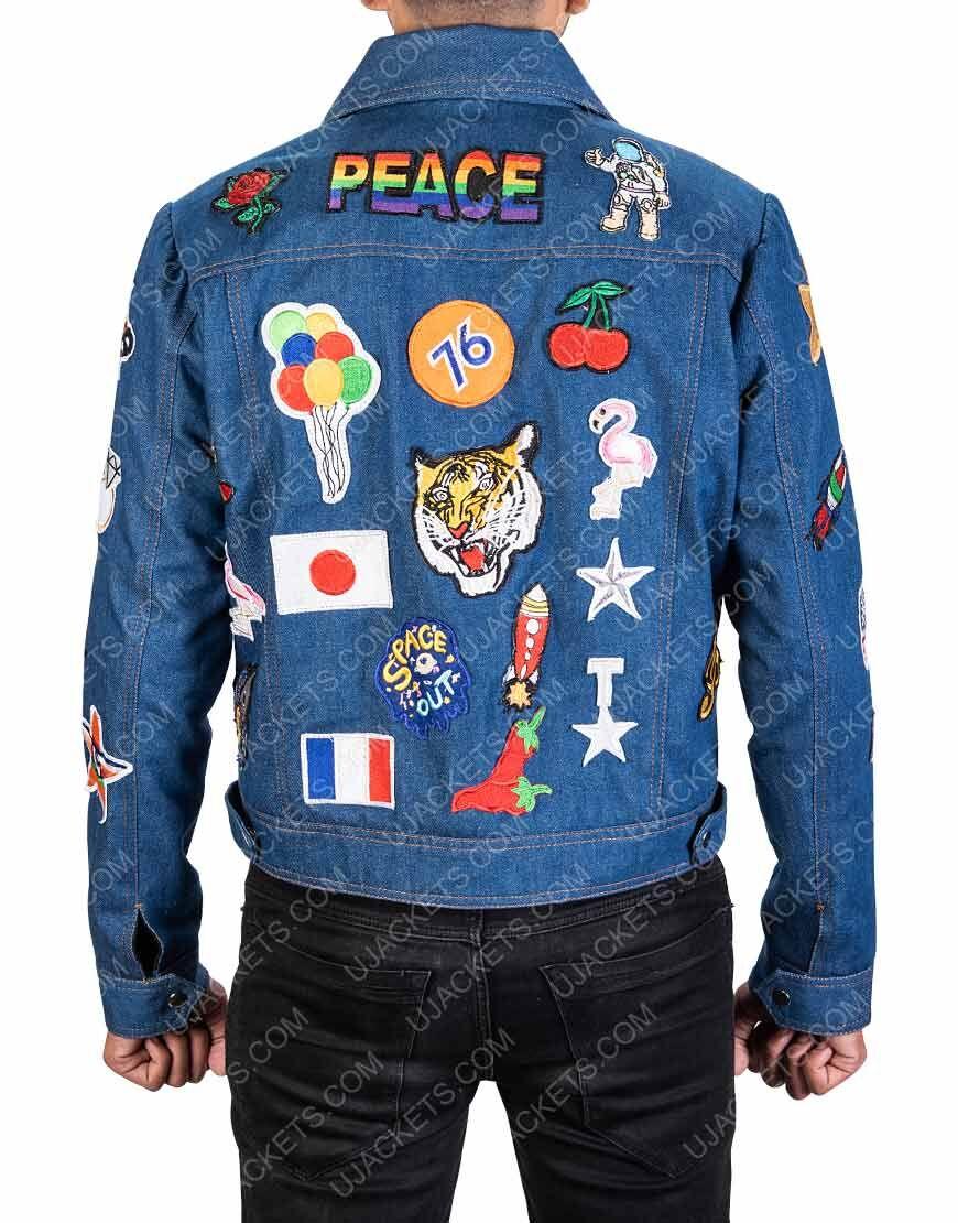 Taron Egerton Jacket