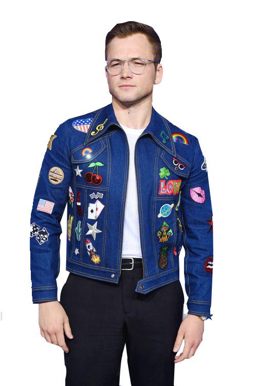 Taron Egerton Rocketman Jacket