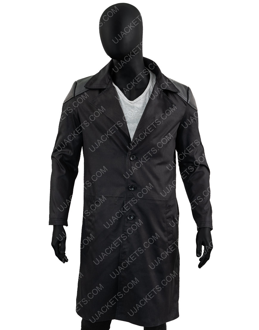The Boys Billy Butchers Coat
