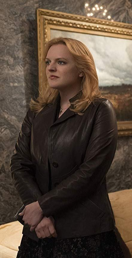The Kitchen Elisabeth Moss Jacket