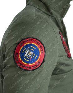 Top Gun 2 Maverick Tom Cruise Leather Jacket