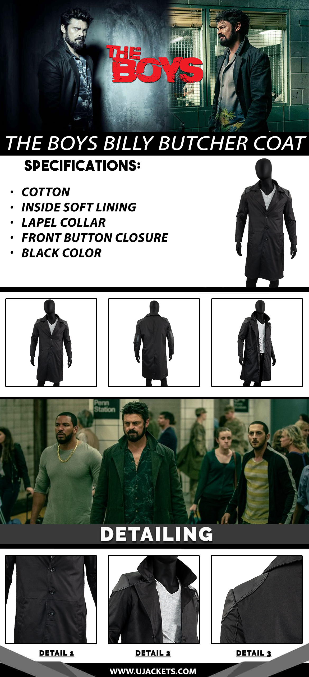 infographic-The-Boys-Billy-Butcher-Coat
