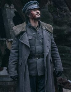 Carnival Row Rycroft Philostrate Orlando Bloom Coat