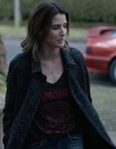Cobie Smulders Coat