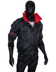 Cyberpunk 2077 Jackie Welles Bomber Jacket