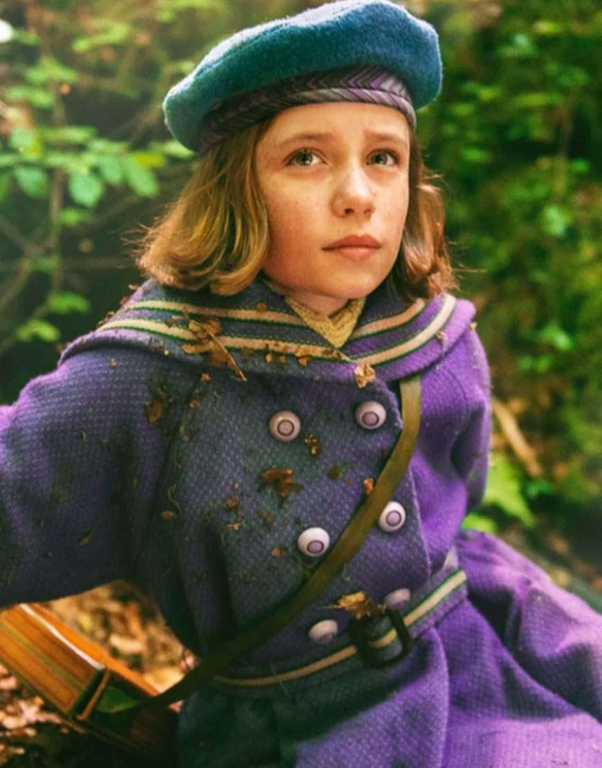 Dixie Egerickx The Secret Garden Coat