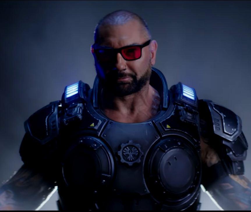 Gears 5 Batista Vest