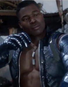 Mortal Kombat 11 Jacket