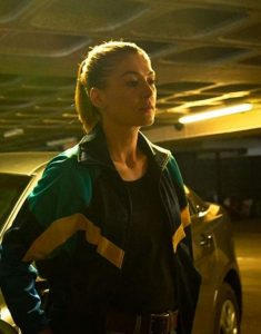 Rosamund Pike Jacket