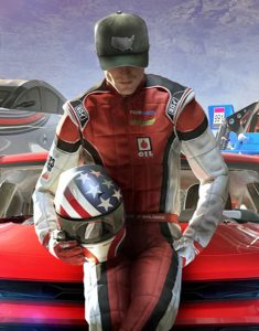 The Crew 2 Game Jacket