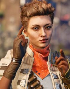 The Outer Worlds Jacket