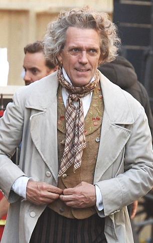 The Personal History of David Copperfield Mr. Dick Coat