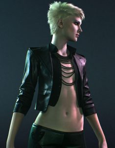 Vampire The Masquerade Bloodlines 2 Toreador Jacket