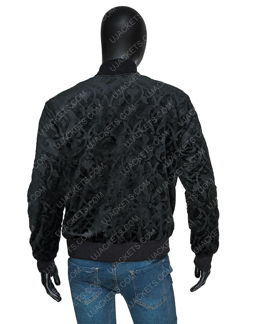 Adam Sandler Uncut Gems Howard Ratner Leather Jacket