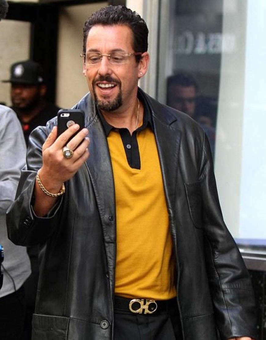 Adam-Sandler-Uncut-Gems-Howard-Ratner-Long-Coat-Jacket