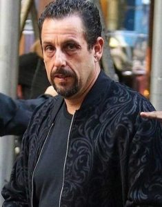 Adam-Sandler-Uncut-Gems-Howard-Ratner-Plant-Pattern-Jacket