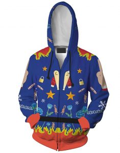 Birds-of-prey-Cosplay-Hoodie