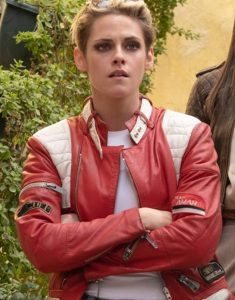 Charlie_s-Angels-Kristen-Stewart-Red-and-White-Leather-Jacket