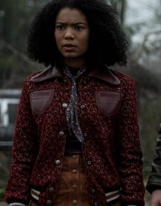 Chilling-Adventures-of-Sabrina-Jaz-Sinclair-Bomber-Jacket