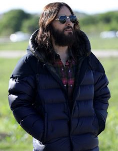 Jared-Leto-Morbius-Film-Shooting-Puffer-Hoodie
