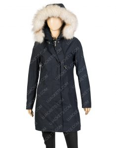Let It Snow Jubilee Fur Hooded Jacket