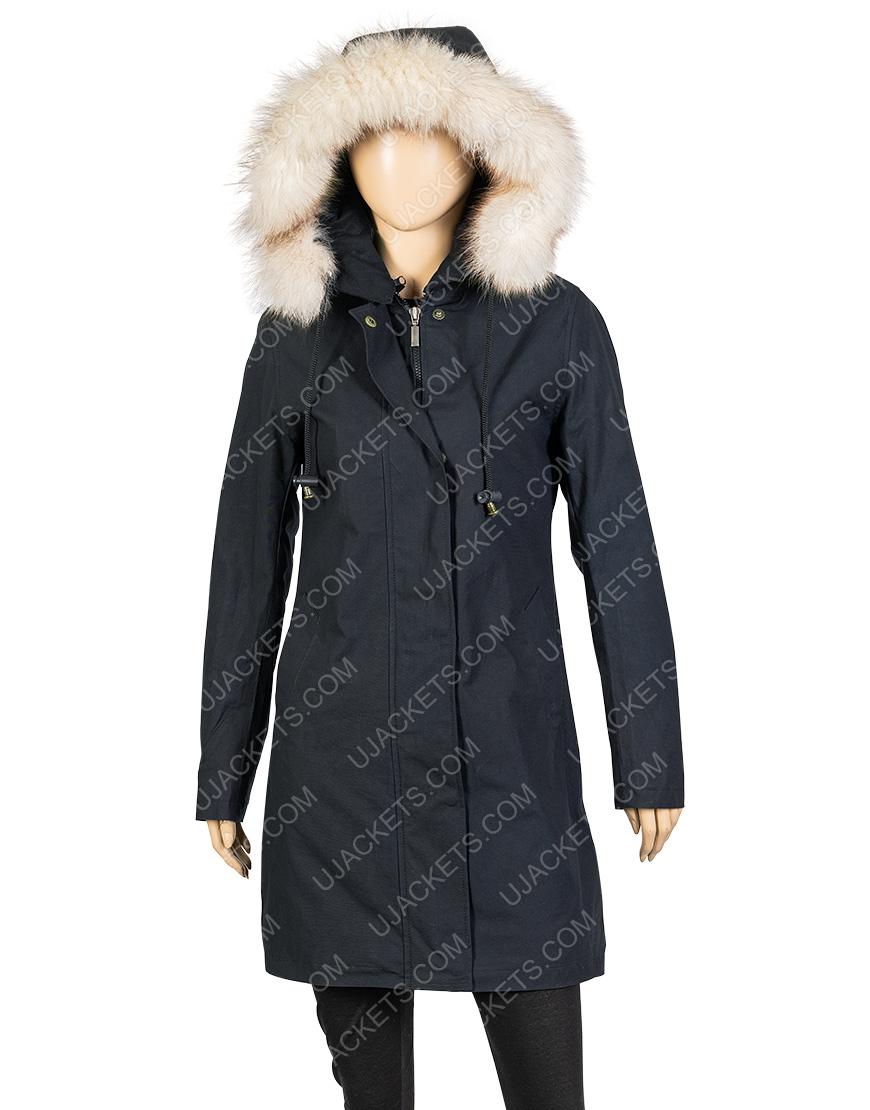 Let It Snow Jubilee Fur Hooded Jacket