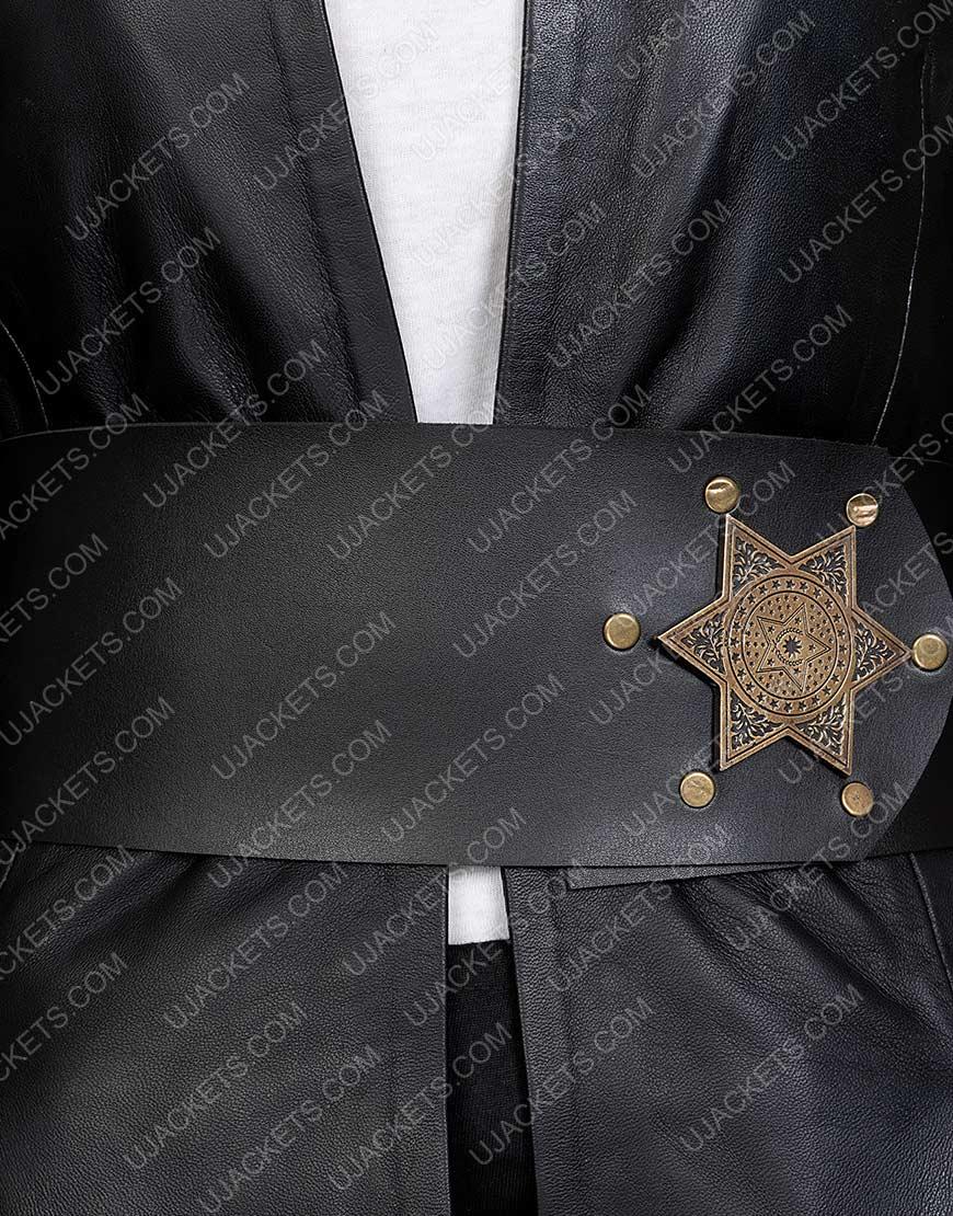 Regina King Angela Abar Watchmen Hooded Trench Coat