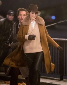 The-Gentleman-Michelle-Dockery-Coat