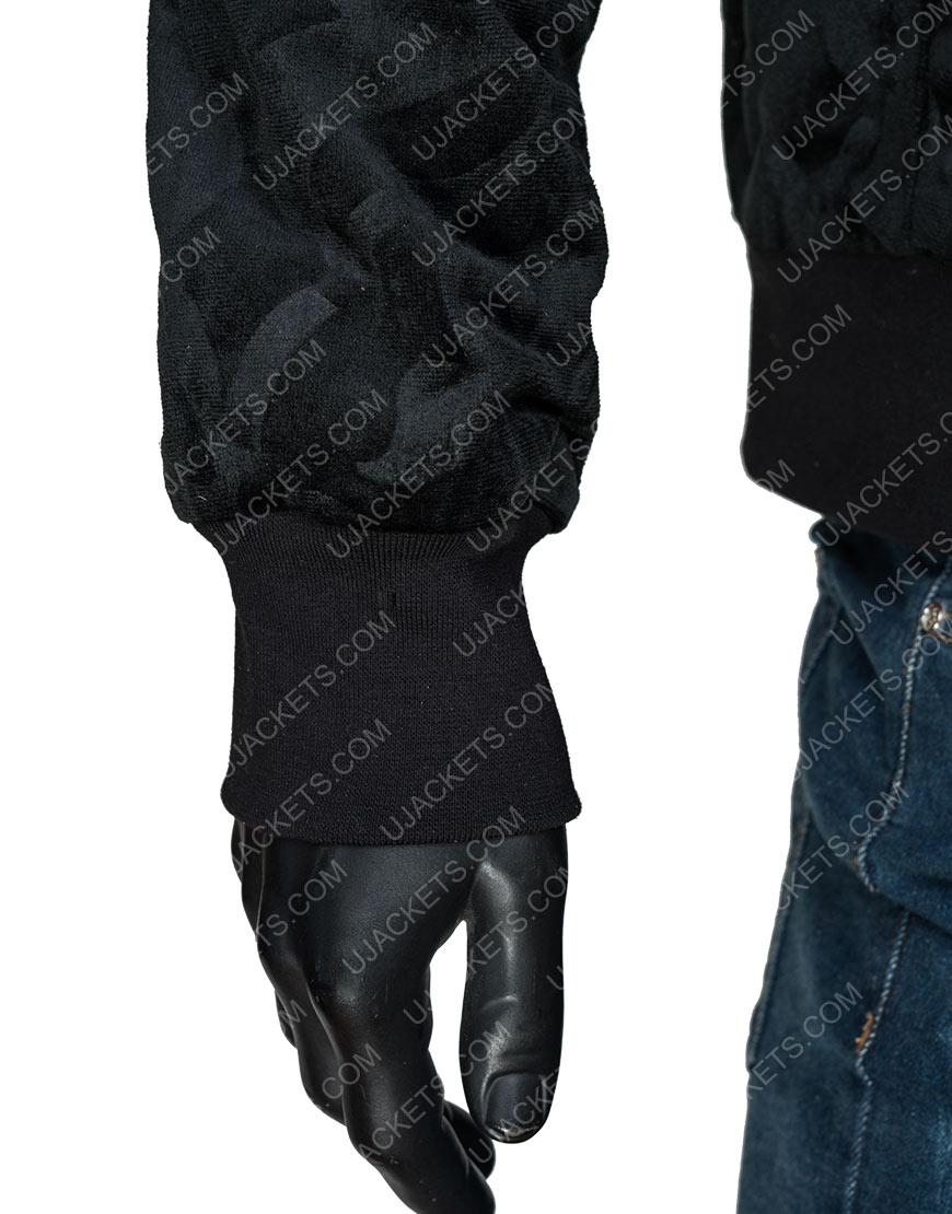 Uncut Gems Howard Ratner Long Leather Jacket