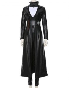 Watchmen-Regina-King-Black-Long-Coat