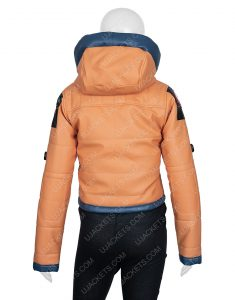 Wattson Apex Legends Season 2 Hoodie Jacket
