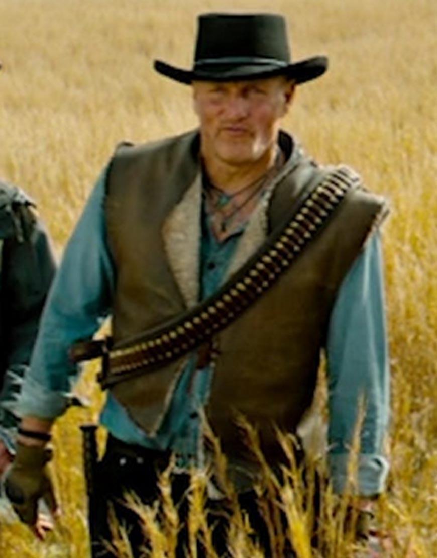 Woody-Harrelson-Zombieland-2-Double-Tap-Shearling-Vest