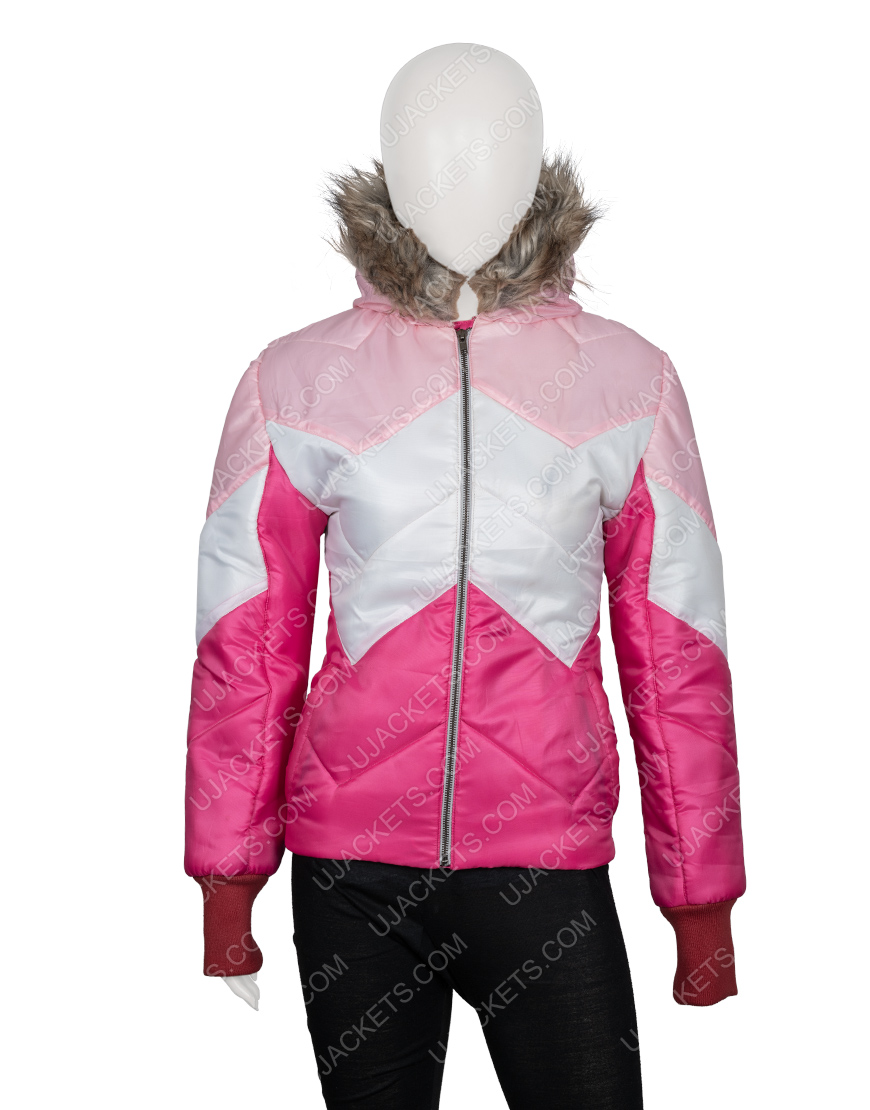 ZombieLand Double Tap Madison Pink Jacket