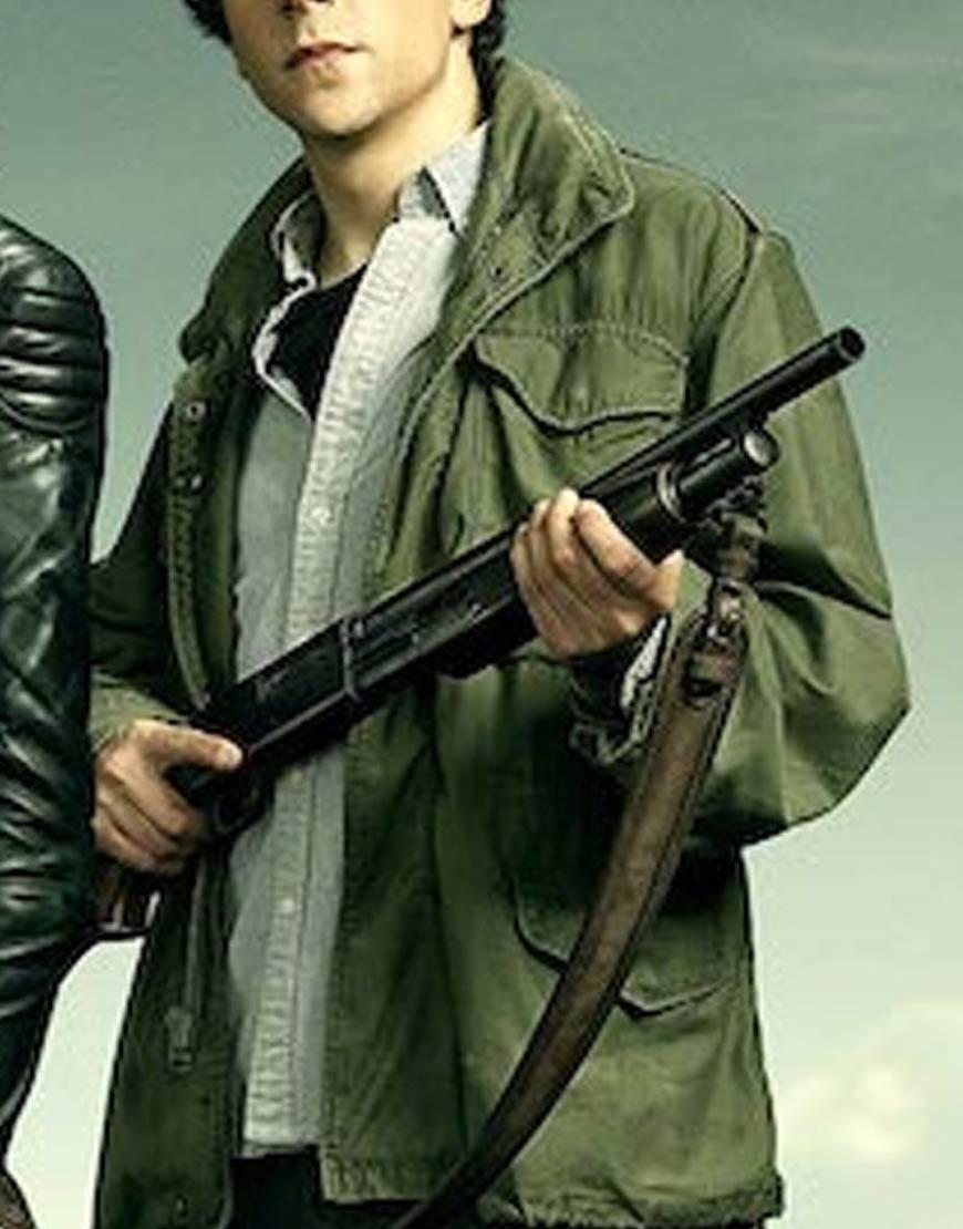 Zombieland-Tap-Columbus-Green-Jacket