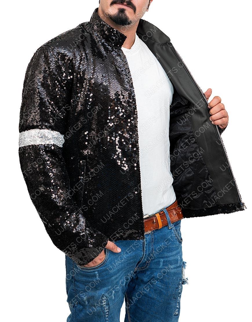 Billie Jeans Jacket Of Michael Jackson