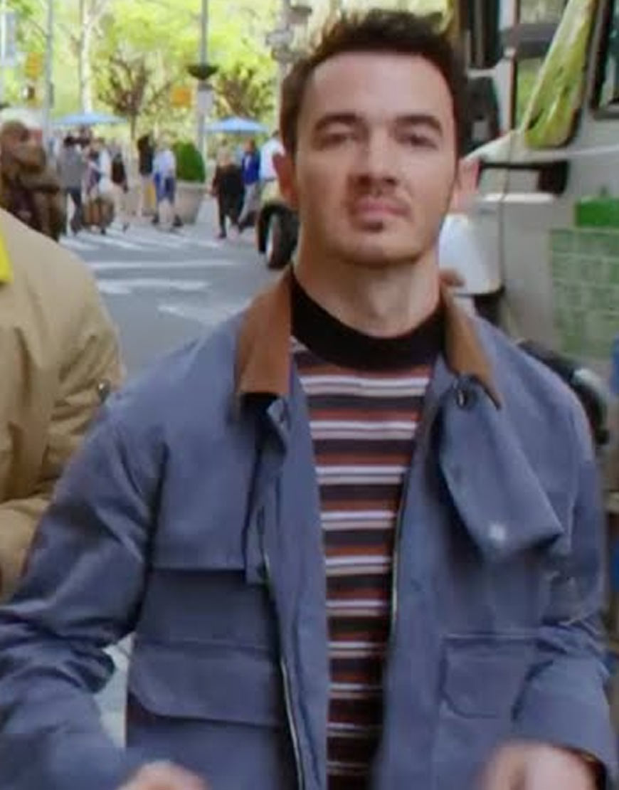 Billy-on-the-Street-Kevin-Jonas-Satin-Jacket