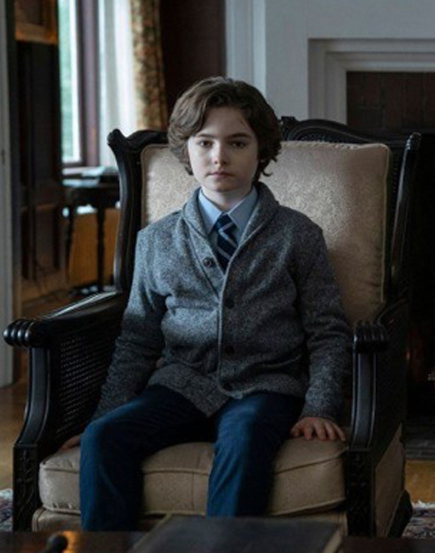 Brahms: The Boy II Jude Grey Coat
