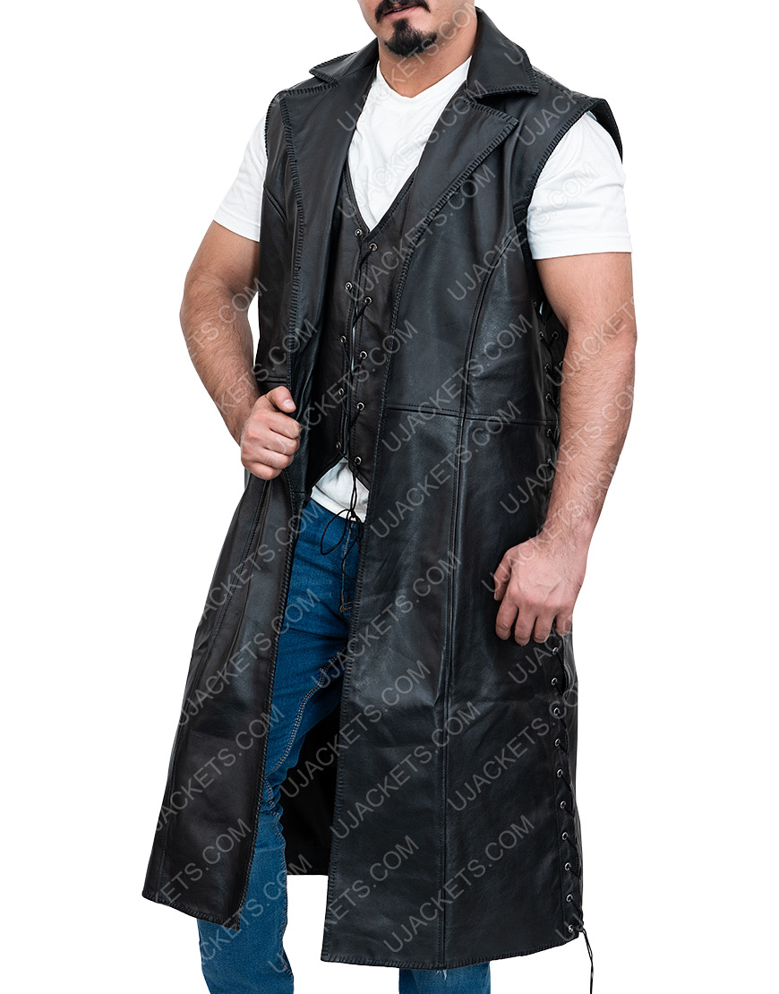 Devil May Cry 5 Leather Vest