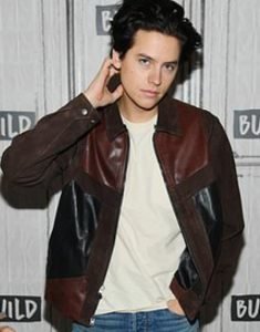 Five-Feet-Apart-Cole-Sprouse-as-Will-Newman-Suede-Jacket