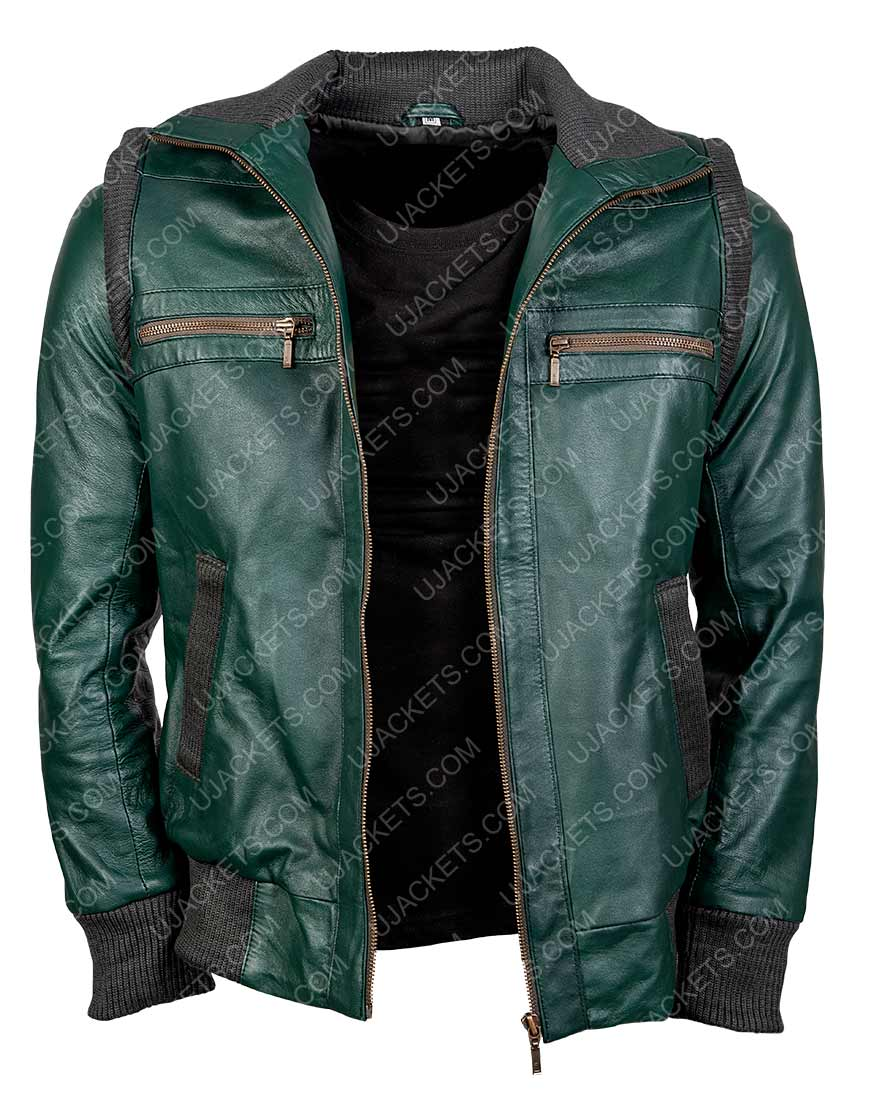 Keri Russell The Americans Bomber Leather Jacket