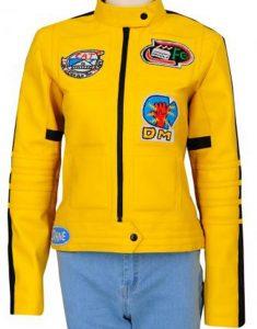 Kill-Bill-2-Uma-Thurman-Yellow-Leather-Jacket