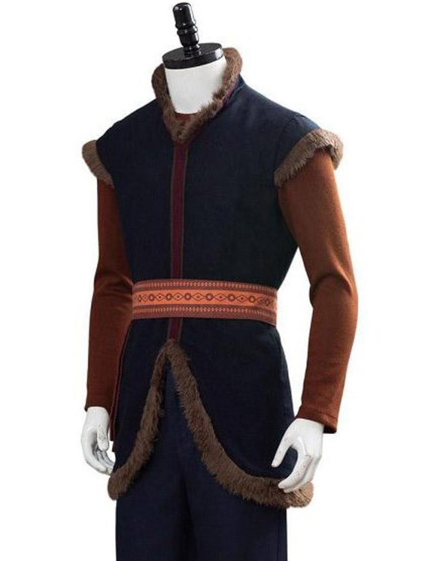 Kristoff-Frozen-2-Vest