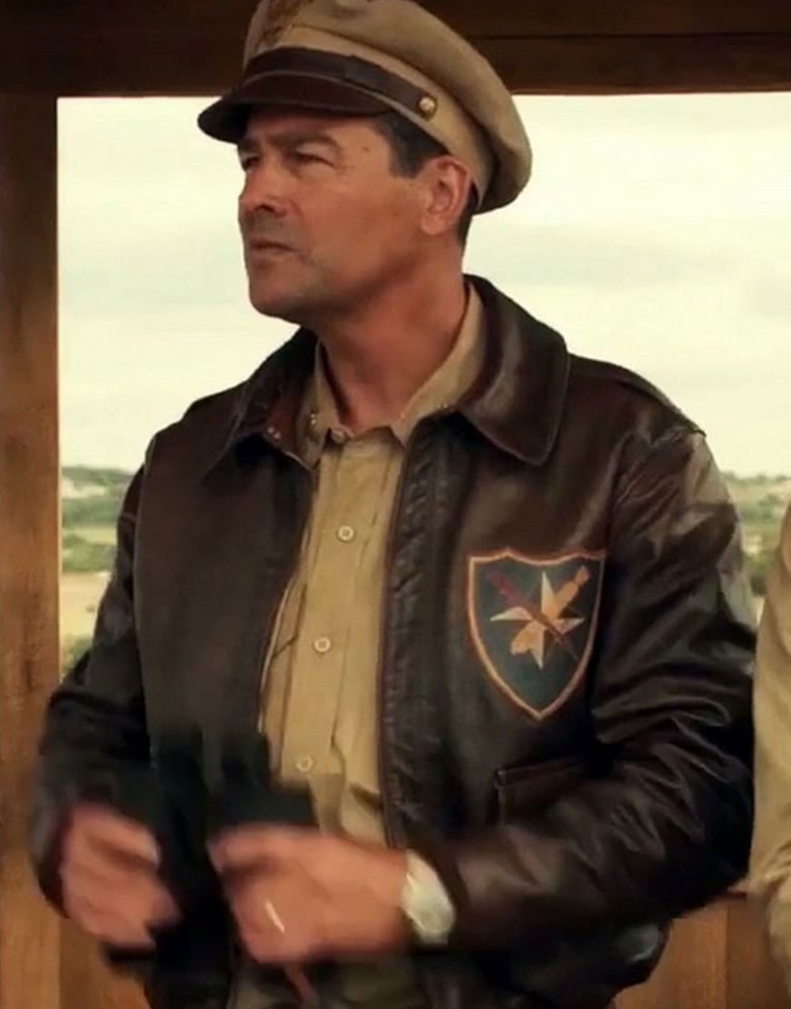 Kyle-Chandler-Catch-22-Col.-Cathcart-Bomber-Jacket