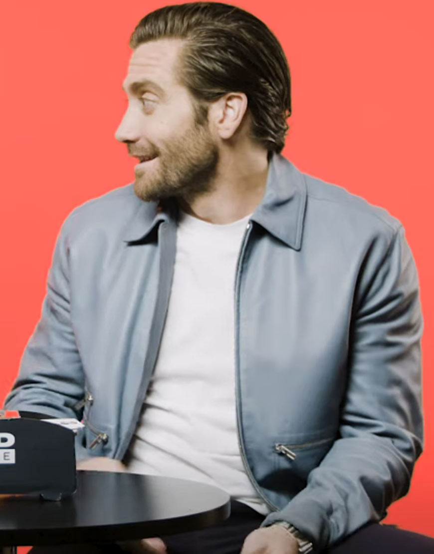 LAD-Bible-Jake-Gyllenhaal-Blue-Bomber-Jacket